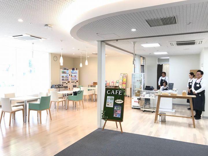 Cafe「BLUE SKY」オープン
